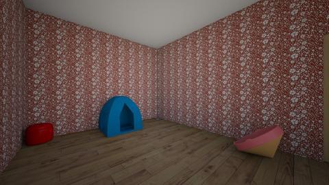 Room_5_Fidget - Kids room  - by bruh momento