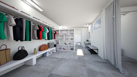 Walk in closet 2 - by Noa Jones