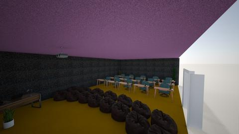 SCHOOL - Modern - Office  - by ap0110