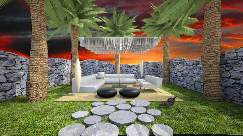 Lounge  - Modern - Garden  - by wagner herbst padilha