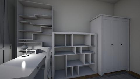 pietrowe lozko1 - Kids room - by aska525