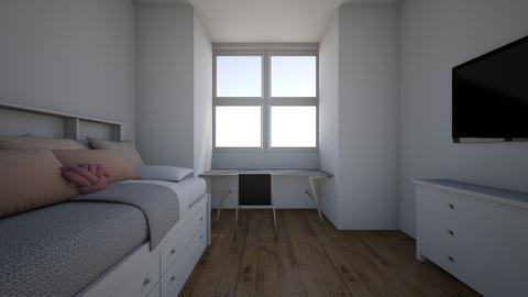 my current room - Bedroom - by matemaandmiamarooms