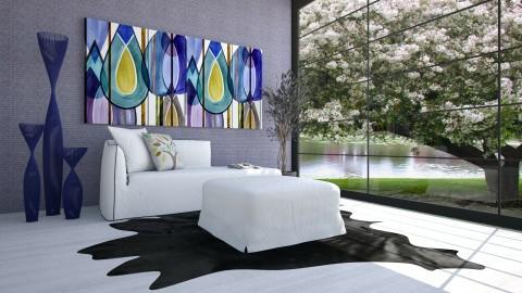Quiet Corner - Eclectic - Living room  - by Theadora