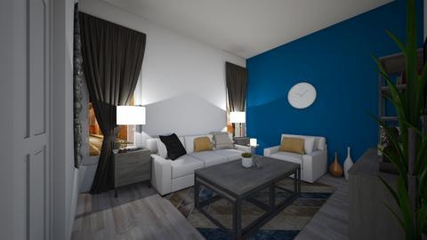 PLANEDUCA - Living room  - by Amairany Peralta