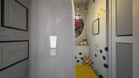 Casa325Nursery - Modern - Kids room  - by nickynunes