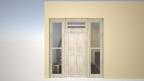 Entrance Room - Living room  - by SamonyMorris