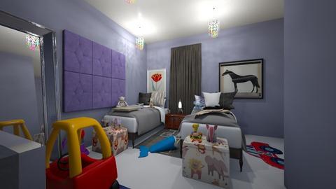 Textiles - Kids room  - by 21bransonl