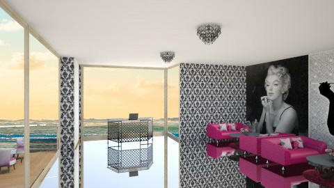Youth Bar - Living room - by ReneaaQ