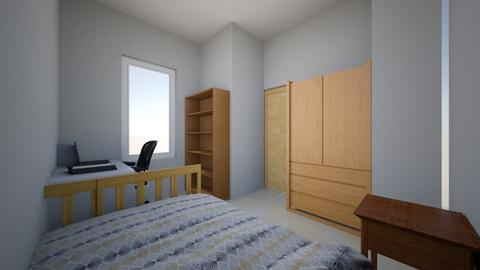 new B side 14 - Office  - by nunri