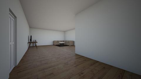 Rumah modern - Living room  - by mrayyandia