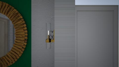 mieszkanko - Minimal - Bathroom - by BadDevil13