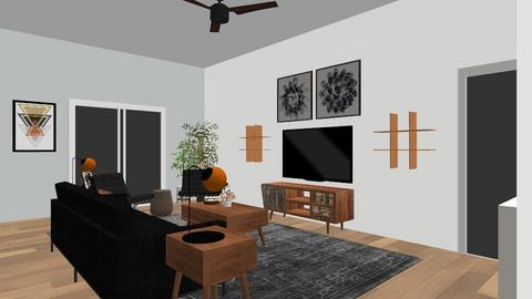 Tomlinson - Retro - Living room - by KellenWL