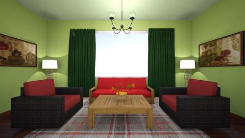 saloni - Living room  - by marika22