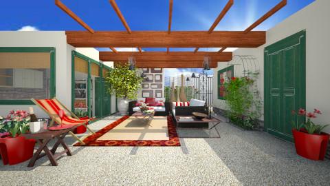 My Backyard - Modern - Garden  - by Joao M Palla