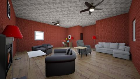 Project - Modern - Living room  - by stevjas1