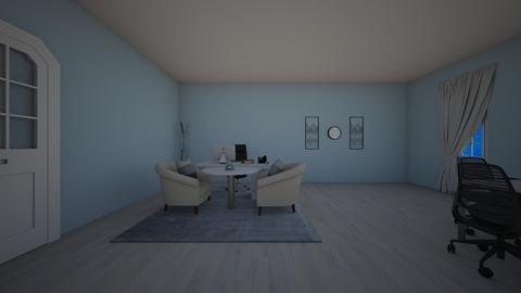 ghurfat maktab - Office  - by safa kaseb