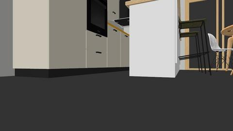Projeto Casa dos Sonhos - Kitchen  - by nmsalbuquerque