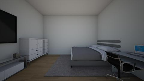 black and wite - Modern - Bedroom  - by vance2021