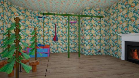 fun room - Kids room  - by pbarnes2030