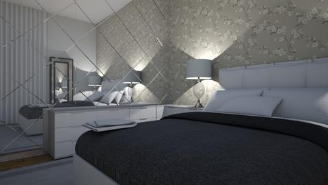 PLESS - Bedroom  - by Geohomepatra