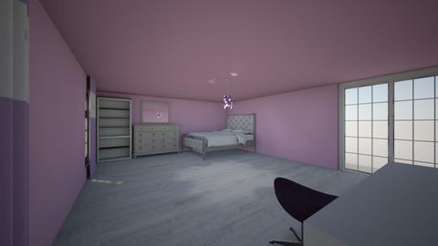 BEDROOM DESIGN - Classic - Bedroom  - by marina_ip28