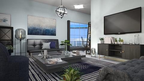 Futon_2 - Living room  - by milyca8