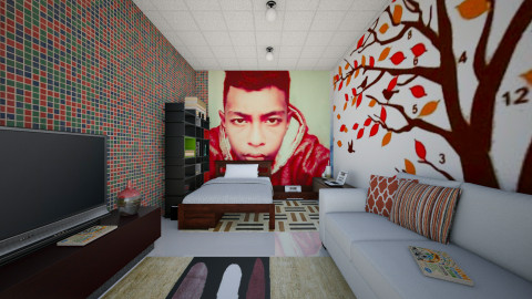 bamz - Country - Bedroom - by abraham samangun