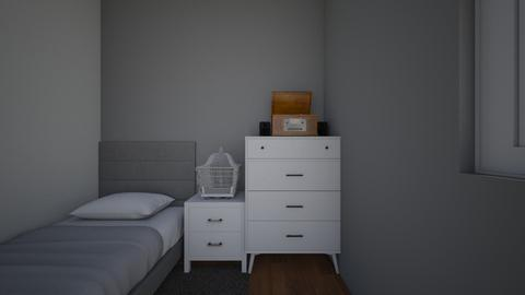 Na11i - Minimal - Bedroom  - by nalli