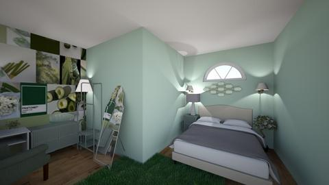 cool room 14 - Bedroom  - by mohm43