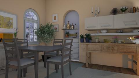 dining room11 - by deemuri_co