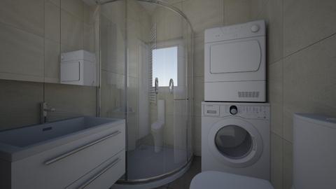 Maria Q - Bathroom  - by lwlou_eirini