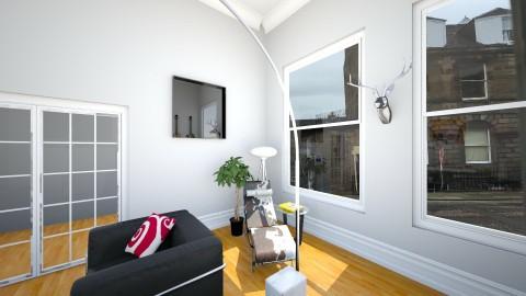 albany 19 - Retro - Living room  - by baldgit
