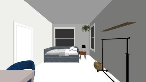 Chestnut bedroom - by surroom