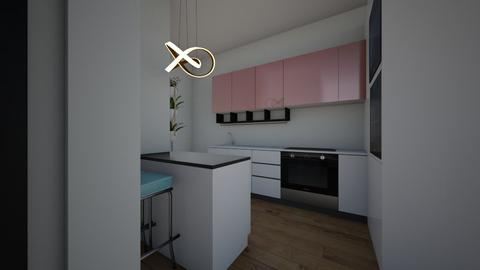 kitchen sample4 - Kitchen  - by eezwaniey81