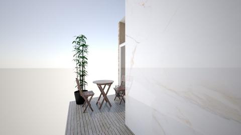 SA - Garden  - by andrawan