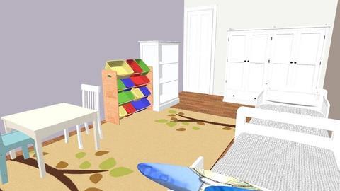 kids room 2 - Kids room  - by janag1234