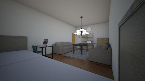 ads - Living room  - by Ahmet Turan Elmas