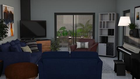 Idea_for iliana - Living room  - by RaeCam