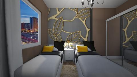 nasta - Bedroom  - by Inomova