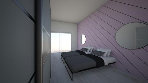 dream bed room - Bedroom - by roomdesigner18