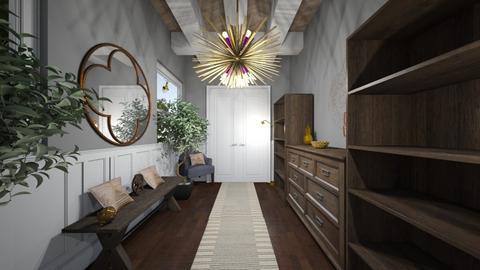 Nice calming foyer - Classic - by MekhiKalaukoa