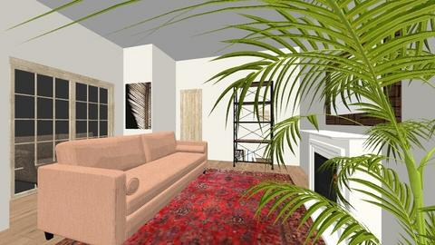 living room - Eclectic - Living room  - by hspielberg061