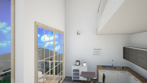 Dream House  - Minimal - Kitchen  - by Brina Yunio