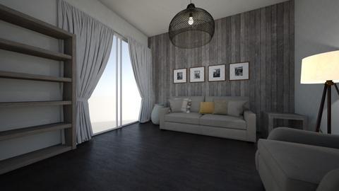 Ures szoba berendezes2 - Living room  - by bildiko