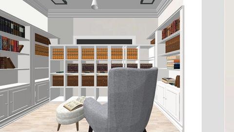 Duplex parter - Living room - by Art3miys