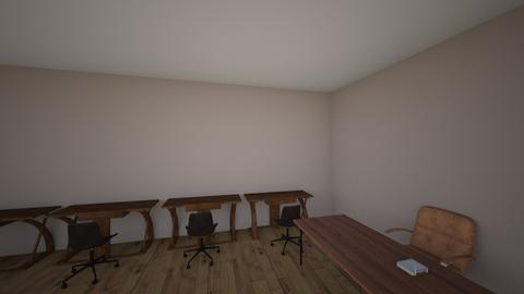 Sala Laboratorio - Office - by Terzz13