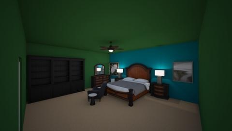 GD Victoria - Bedroom  - by Rsvo64
