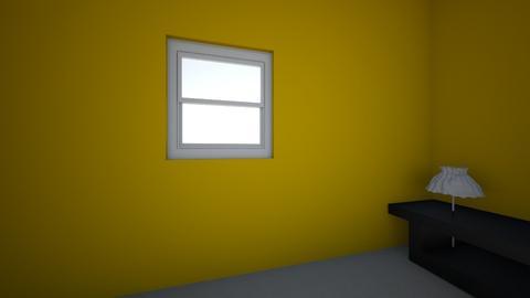 HUdsons smart idea - Bedroom  - by itzlachyy