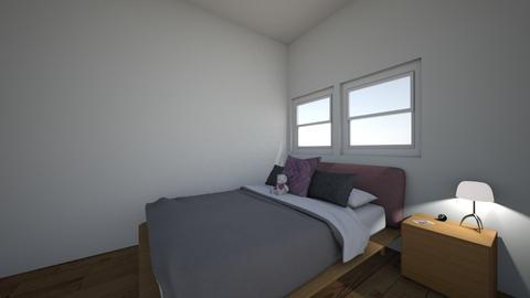 Random Room - Bedroom  - by elladance25