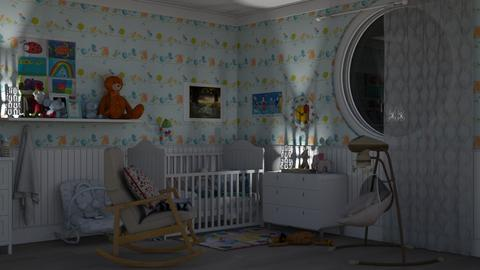 Nursery - Kids room  - by starinthesky1987